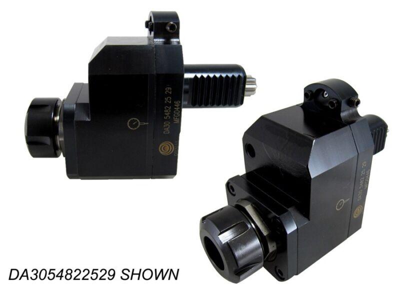 Gromax Vdi 30 Da3054822529 Er25 Axial Din5482 Offset Sauter Type Head 4000 Rpm