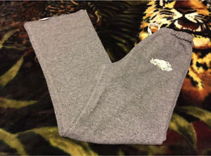 Roots salt and pepper sweatpants for women