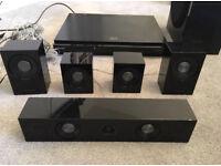SAMSUNG HT-D5100 3D Blu-ray home cinema system