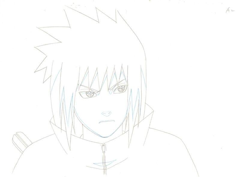 Anime Douga not Cel Naruto #284