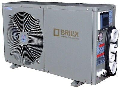 Wärmepumpe XHP FD 200 18,0 kW Schwimmbad Poolheizung Brilix bis 90m³