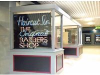 BARBER REQUIRED NEWCASTLE ELDON SQUARE