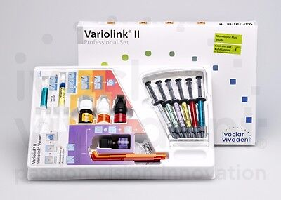 Ivoclar Vivadent Variolink N Dual-cure And Light-cure Luting Composite