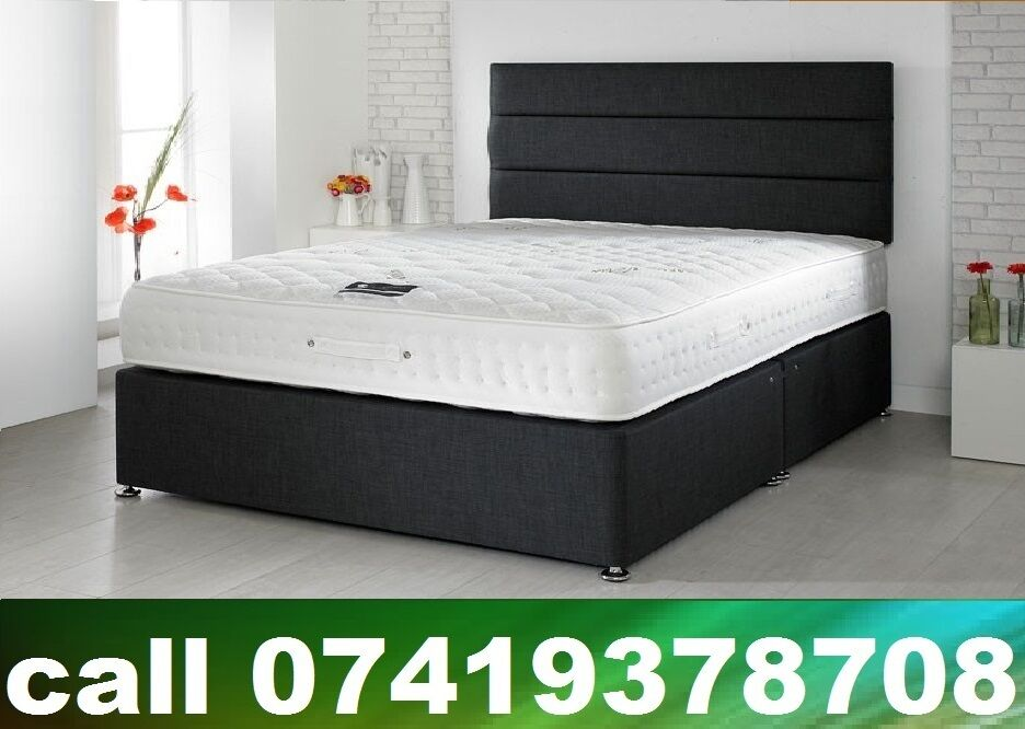 Amazing Offer King Size Base double single DlvanBeddingin Enfield, LondonGumtree - Amazing Quality of Furniture available at lowest cost possible....We Deal in Divan and Leather Beds We Have Single, Double, Small Double sizes available in Beds and other variety you wouldnt get that from anywhere else You can contact Us any time On...