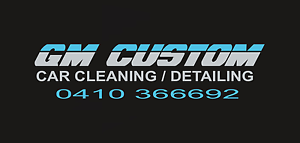 GM Custom Car Cleaning and Detailing Robina Gold Coast South Preview