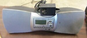 Delphi SKYFi2 SA10101 XM Satellite Radio W/ SA10001 Boombox Spkr Adapter TESTED!
