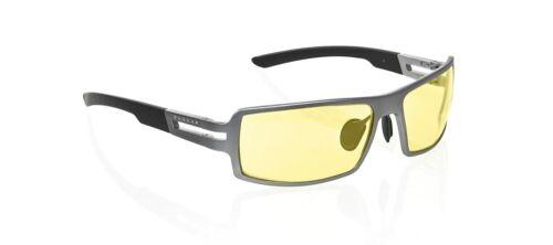 Gunnar Optiks RPG-05401 RPG Video Gaming Glasses Gunmetal Amber Lens - Open box
