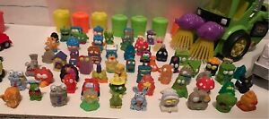 Trash packs mini figures and vehicles bulk kids toys