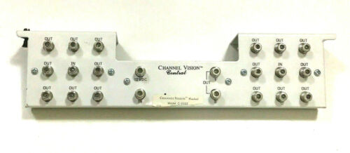 Channel Vision Central C-0332 16-Way Splitter