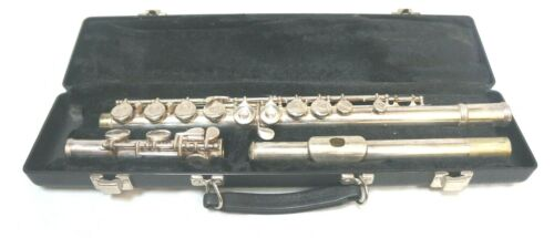 Gemeinhardt - 2SP - Flute with Black Hard Case