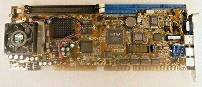 Interlogic Industries Mspc-8158 Single Board Computer Version 2.0