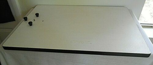 """Omega Super Chromega C-700 Enlarger Girder Pole BASE ONLY 17-3/4"""" x 25-3/4"""""""