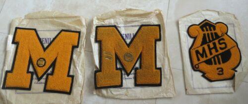 1940s Ohio High School  Letters