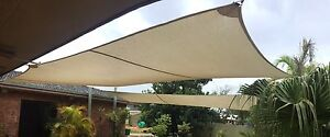 2 x Large Shade Sails for Pool or Patio Duncraig Joondalup Area Preview