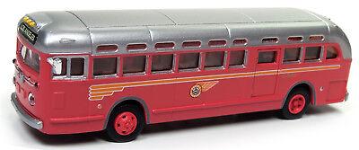 Classic Metal Ho 32313 Gmc Tdh 3610 Pacific Electric Railroad Transit Bus  La
