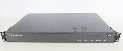 Bosch Allegiant Camera Video Matrix Switcher 8x2 Ltc 810090 8 Inputs 2 Outputs