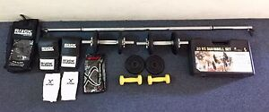 BUY THE WHOLE SET - Weights, dumbbells, barbell & gloves Parramatta Parramatta Area Preview