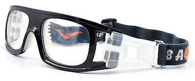 Sport Goggles Basketball Football Soccer Safety Protective Prescription (Soccer Sports Goggles)