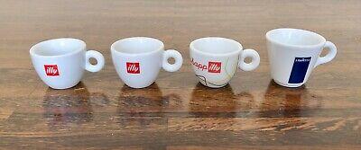 ESPRESSO COFFEE CUPS  illy, Lavazza