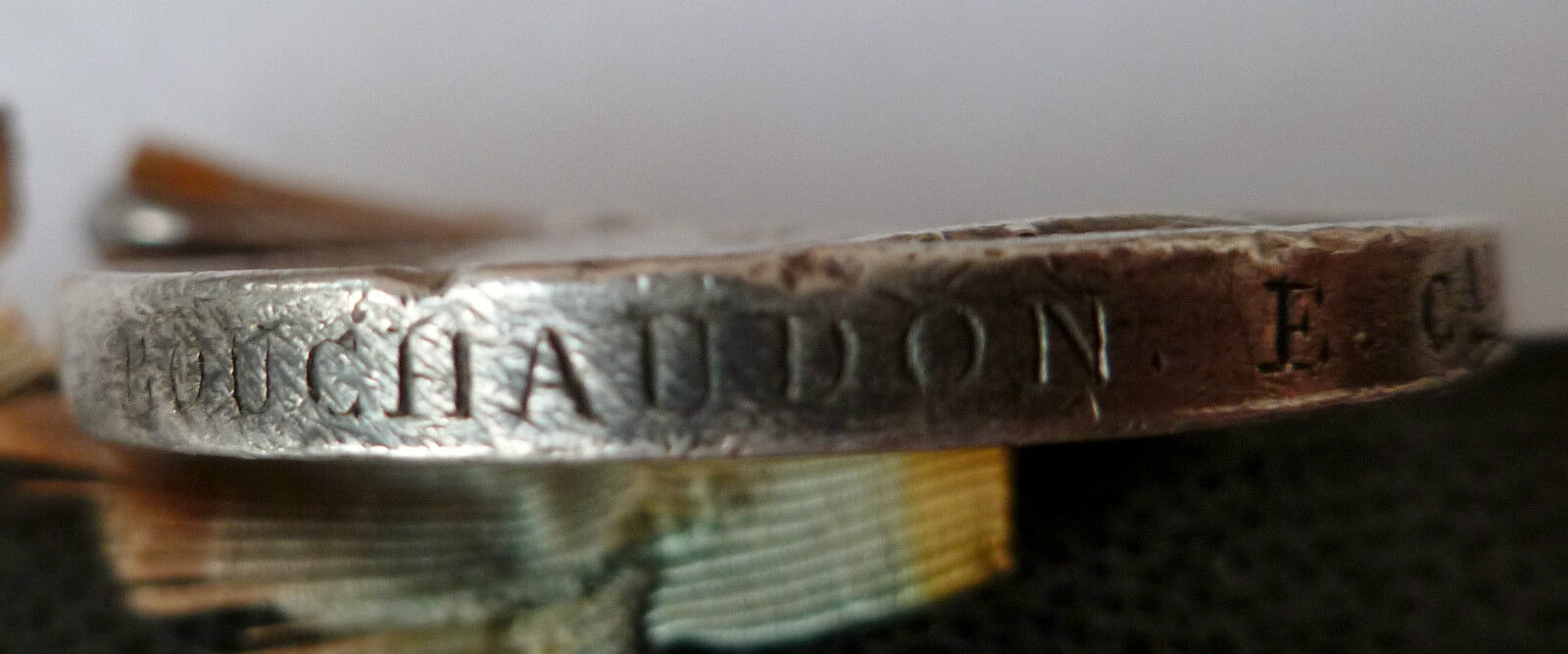 Medaille de crimee 1854 garde imperiale attribu original crimea medal 2 empire - Paypal remboursement frais de port ...