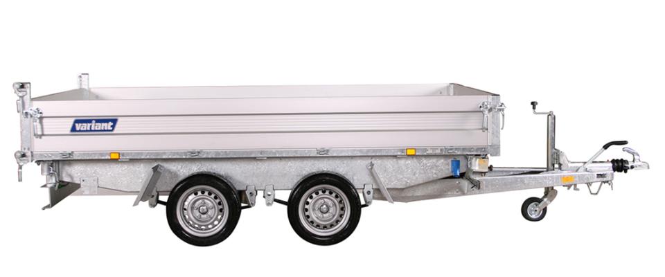AKTION Variant Anhänger 3 Seiten Kipper 3017 TB 3000 kg in Weiden (Oberpfalz)