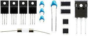Vizio 0500-0407-0680 / DPS-280LP A Power Supply Repair Kit for VO47LFHDTV30A
