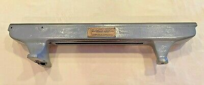 Wade Precision 3 5 7 Lathe Bed31 Bed 32-18 Ol 2-34 Width Rear T Slot