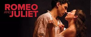 Romeo and Juliet in Stratford!
