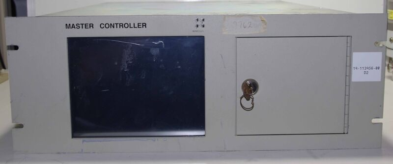 Novellus / Varian 3000 Series Master Controller 19-113956-00 ++