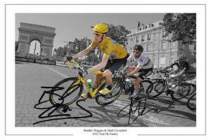BRADLEY-WIGGINS-MARK-CAVENDISH-2012-TOUR-DE-FRANCE-SIGNED-AUTOGRAPH-PHOTO-PRINT