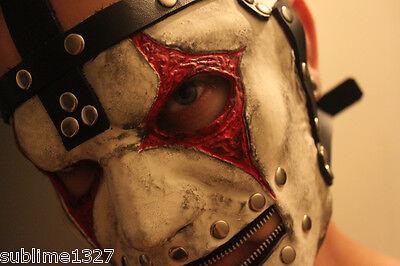Slipknot Jim Root replica mask Halloween costume prop sheriffian