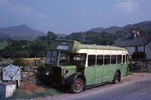 Ex Crosville L6A JFM120 at Capel Curig Bus photo