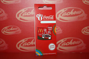 London Olympics 2012 * Coca Cola Days of the Games Pin Badges * Choose Your Pin