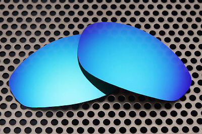 New VL Polarized Ice Blue Replacement Lenses for Oakley Straight Jacket 1st Gen on Rummage