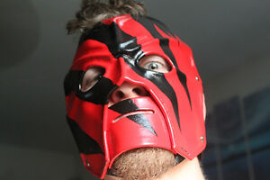 New-Kane-mask-replica-handmade-leather-WWE-Halloween-mask-prop