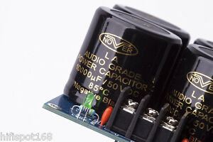 4-10000uF-50V-Rectifier-filter-power-supply-board
