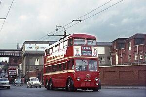 London Transport C2 Trolleybus 260 CUL260 Bus Photo