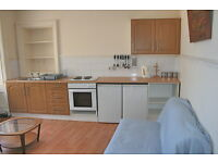 Furnished 1 Bedroomed 1st-floor Flat in Allars Bank, Hawick
