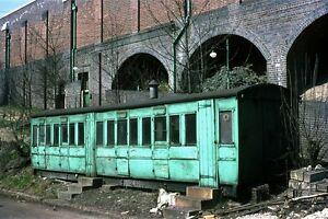 OLD CARRIAGE ROMFORD GOODS YARD 1969 Rail Photo