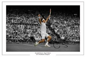 ROGER-FEDERER-7-TIME-CHAMPION-WIMBLEDON-2012-TENNIS-SIGNED-AUTOGRAPH-PRINT-PHOTO