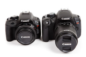 Choosing a DSLR or Compact System Camera