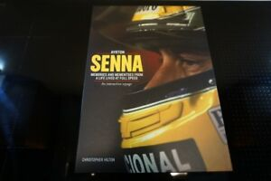 Ayrton Senna: Memories and Mementoes from a Life Lived at Full Speed - Book