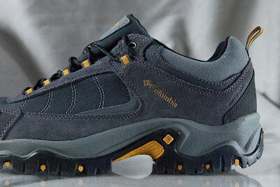 COLUMBIA GRANITE RIDGE waterproof shoes for men, NEW, US Size 9