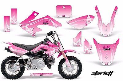 Dirt Bike Decal Graphic Kit MX Sticker Wrap For Honda CRF50 2014-2018 STARLETT P