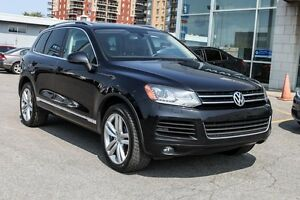 2013 Volkswagen Touareg EXECLINE+ FULL ÉQUIP