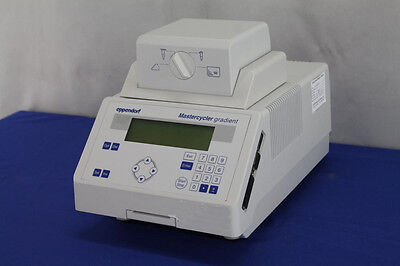 Eppendorf Mastercycler 5331 Gradient Pcr Thermal Cycler