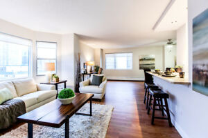 1 bedroom at Secord House! OPEN HOUSE SAT & SUN 12-4!