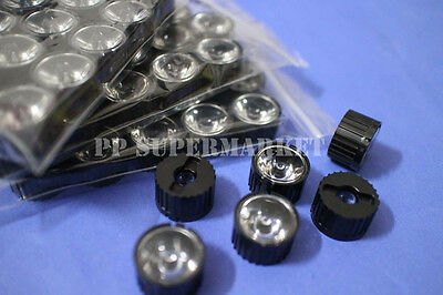 100pcs X 45degrees Led Lens For 1w 3w 5w Hight Power Led With Holder