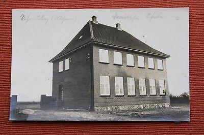 AK Deutsche Schule Schauby / Skovby Alsen  Nordschlesig