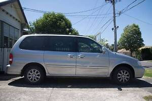 2003 Kia Carnival Wagon Ascot Vale Moonee Valley Preview
